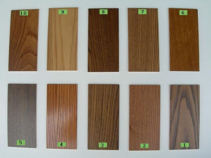 Gama de colores carpinter a ebanister a bra a for Colores maderas para muebles